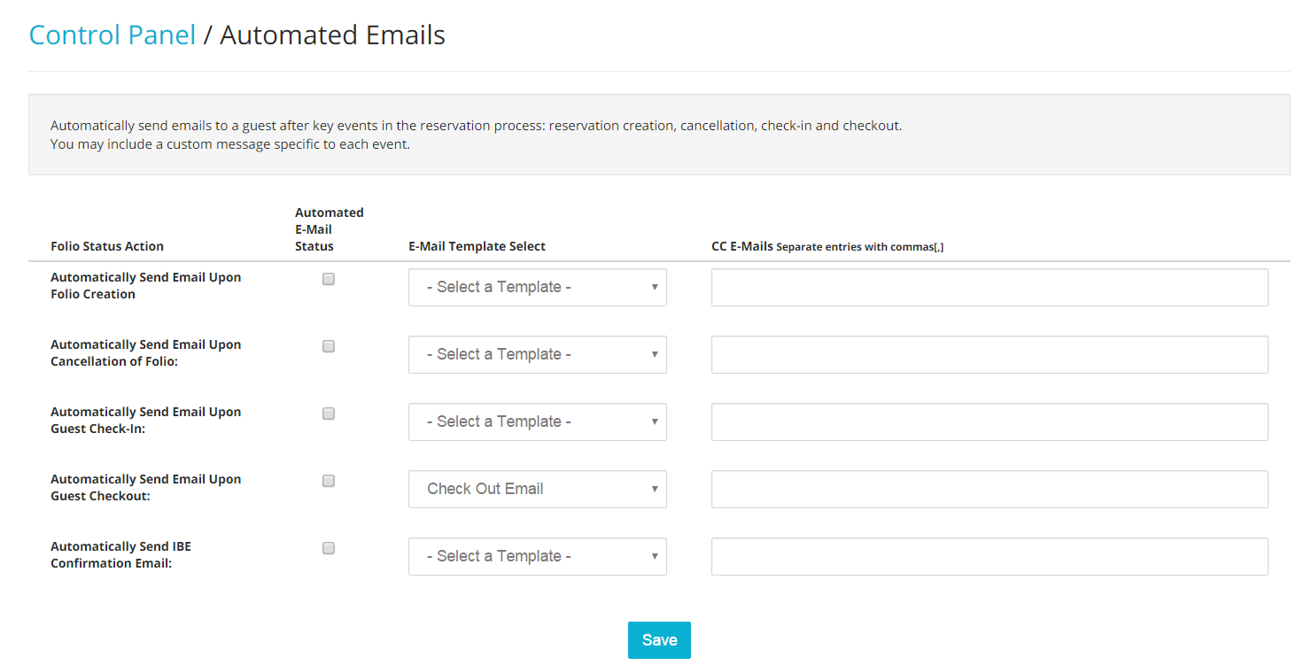 guest messages and emails frontdesk anywhere documentation